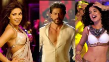Shah Rukh Khan, Kangana, Priyanka attend SLB\'s bash!
