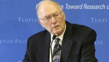Nobel laureate Charles Townes no more