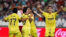 Villarreal book Barcelona tie