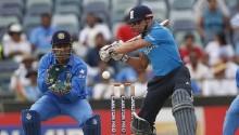 England beat India to set up final against Australia