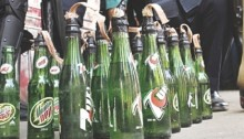 13 petrol bombs recovered in Gazipur