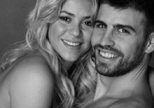 Pique & Shakira become parents for second time