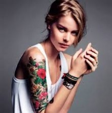 Tattoos and Fashion