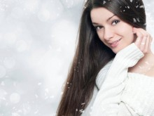 How to avoid frizzy hair in the winter