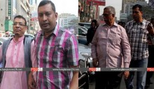 2 former BNP MPs held in city