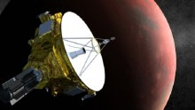 New Horizons mission eyes Pluto