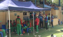Bangladesh lose second unofficial warm-up match