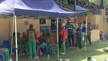 Bangladesh all out for 193 against Australia XI