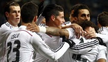 Real Madrid win, go four points clear at top
