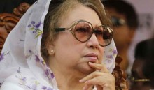 Movement will continue, says Khaleda