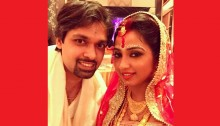 Singer Shreya gets married in a private ceremony