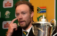De Villiers: Not sure we are favorites for World Cup