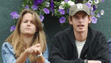 Andy Murray to marry in April