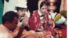 Shreya Ghoshal had a Bengali wedding