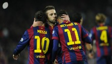 Winning is even more important this week: Jordi Alba