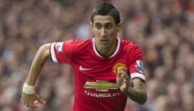 di Maria wants to play despite safety fears: Louis van Gaal