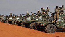 Five African Nations to deploy 8,700 troops to fight Boko Haram
