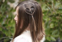 Valentine\'s Day Hairstyle