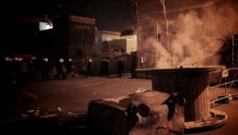 Molotov cocktails in Bahrain\'s capital Manama wound 3 police