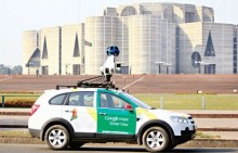 Bangladesh at last in \'Google street view\'