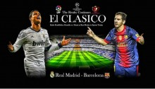 Date of second El Clasico set for late March