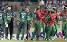 Bangladesh meet Pakistan in the first Warm-Up match on 9 February