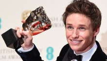 Baftas 2015: Eddie Redmayne scoops best actor prize
