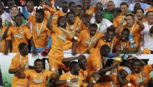 Ivory Coast wins Africa Cup of Nations after 23 years