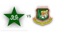 Bangladesh set a target of 247 runs against Pakistan