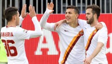 Serie A: Roma end run of draws to remain in Serie A hunt