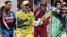 Tendulkar, Gilchrist, Gayle & Wasim all in greatest ODI XI