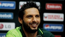 World Cup: Afridi hopeful Pakistan will break India jinx