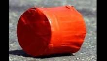 Crude bomb blasted at RU