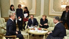 Russia conditions unacceptable - Ukraine