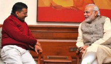 Modi won\'t attend Kejriwal\'s swearing-in ceremony