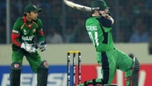 Ireland beats Bangladesh by 4 wickets in Second Warm-up match