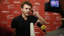 Actor Emile Hirsch charged with Sundance assault