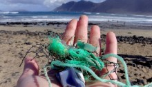 Plastic waste heading for oceans quantified