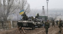 Ukraine crisis: Fighting rages as ceasefire nears