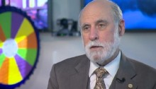 Google's Vint Cerf warns of 'digital Dark Age'