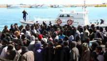 Italy rescues more than 2,000 migrants off Libyan coast