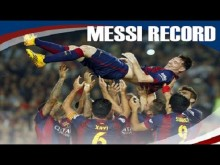 Messi\'s hattrick leads Barca a 5-0 win against Levante