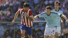 Atletico\'s title hopes suffer as Celta win