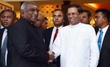 Sri Lankan President Maithripala Sirisena begins first India visit