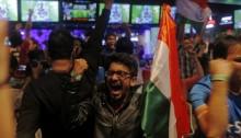 Four hurt in brawl between India, Pakistan cricket fans in Australia