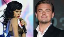 Leonardo DiCaprio, Rihanna party together