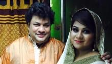 Singer Robi chowdhury married in Valentine day