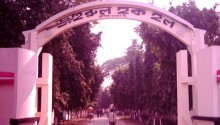 Hanging body of a security guard recovered from DU hall