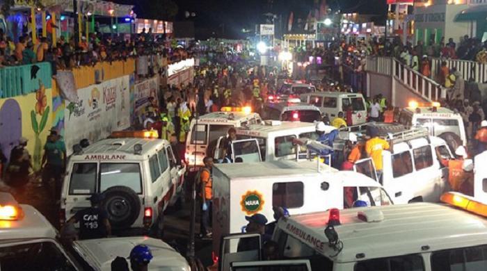 Haiti carnival accident kills at least 18 in capital