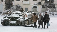 Heavy weapons deal reached in Ukraine